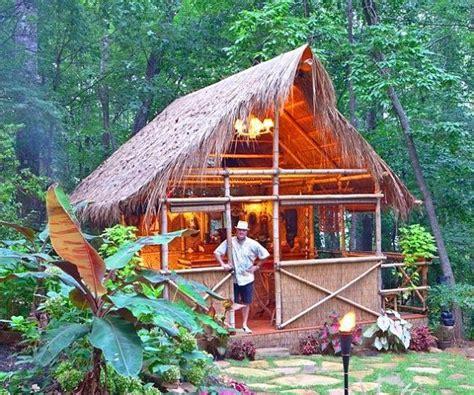 Bamboo Tiki Bar Plans by Diy Tiki Bar Diy Plans For Tiki Hut Bamboobarn