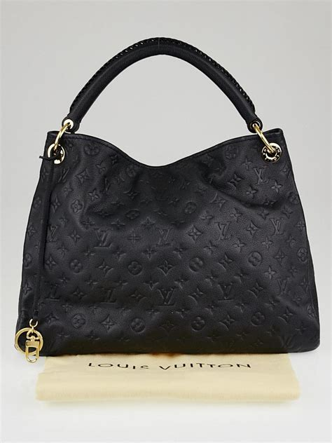 louis vuitton blue infini monogram empreinte artsy mm bag