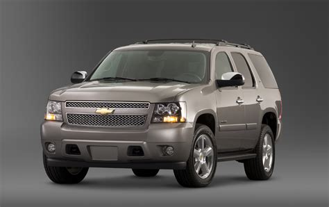 Chevy Tahoe 2007 by 2007 Chevy Tahoe Ltz Photo Gallery Autoblog