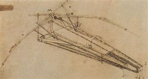 Macchina Volante Di Leonardo Da Vinci by Progetto Di Una Macchina Volante Leonardo Da Vinci
