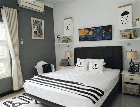 15 Contoh + Tips Dekorasi Kamar Sederhana  dirumahku.com Desain Rumah Kayu Gambar Jawa Modern Surabaya Bentuk L Lantai Beton Gambar-desain-rumah-3-kamar-tidur-sederhana Jati Denah 3 Kamar Tidur