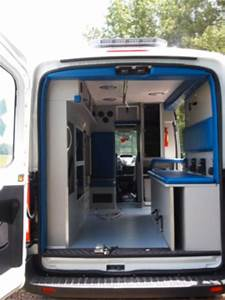 Ford Transit 250 Type II Ambulance – Military Truck Parts ...