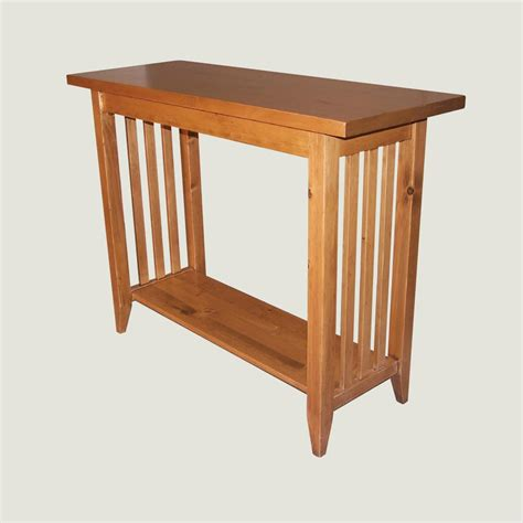 arts and crafts sofa table arts and crafts sofa table true