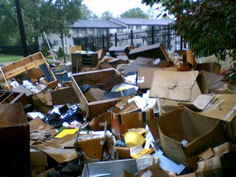 dump furniture decoration access