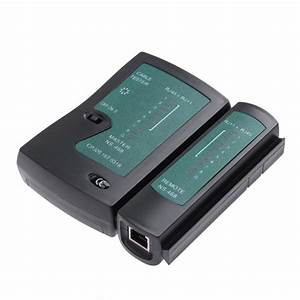 Aliexpress Com   Buy Ethernet Cable Tester Rj45 Rj11 Lan Cable Tester Telephone Network Repair