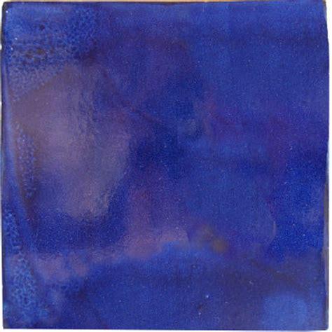 cobalt blue ceramic tile