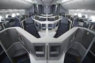 cabin design plans american airlines announces routes for boeing 787