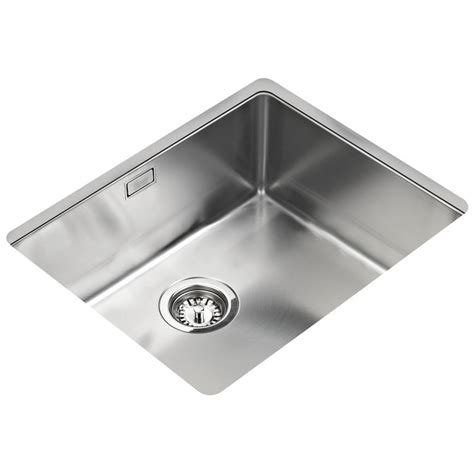 teka kitchen sinks teka r15 500 400 stainless steel 1 0 bowl undermount sink 2688