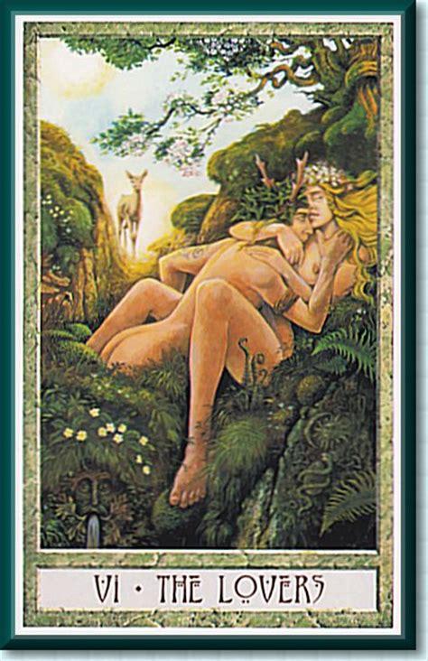 Druid R Deck Loe by August 2013 New Paths Tarot