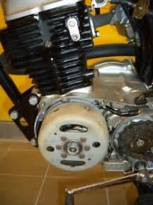 Powerdynamo For Honda Cy 80