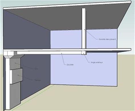 croquis chambre renovation et goulotte forum electricité système d