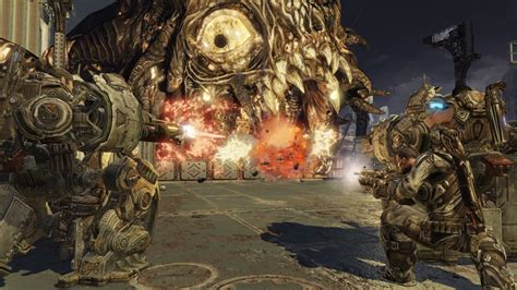 gears  war  review xbox