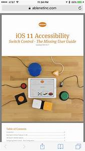 Ios 11 Accessibility Switch Control