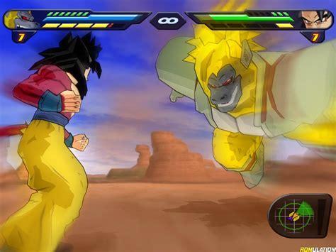 Dragon Ball Z Budokai Tenkaichi 2 Usa Ps2 Sony