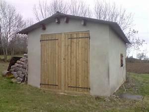 porte 2 vantaux de garage en pin autoclave classe 4 With porte garage bois 2 vantaux