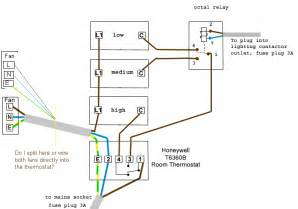 Thermostat To Override A Fan Controller - Page 3