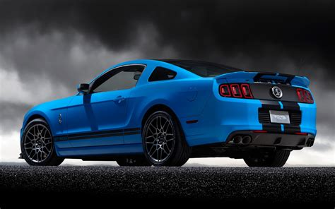 Mustang Shelby Gt500 : 2012 Ford Shelby Gt500 Reviews And Rating