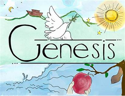 Bible Pages Coloring Genesis Journaling Journal Idea