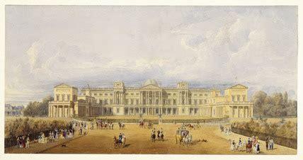 buckingham palace   augustus charles pugin