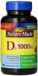 Best Vitamin D3 Supplements  Top 3