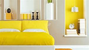 decoration maison couleur jaune With couleur peinture mur 0 faire en couleur atelier de peinture decorative