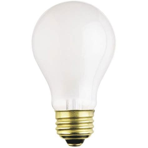 100 watt a19 medium toughshell light bulb
