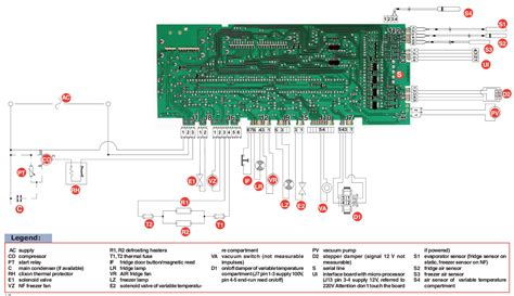 hotpoint refrigerator wiring diagram wiring diagram