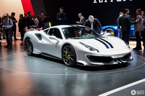 488 Pista Modification by 232 Ve 2018 488 Pista