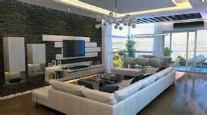 livingroom walls modern feature wall living room interior design ideas
