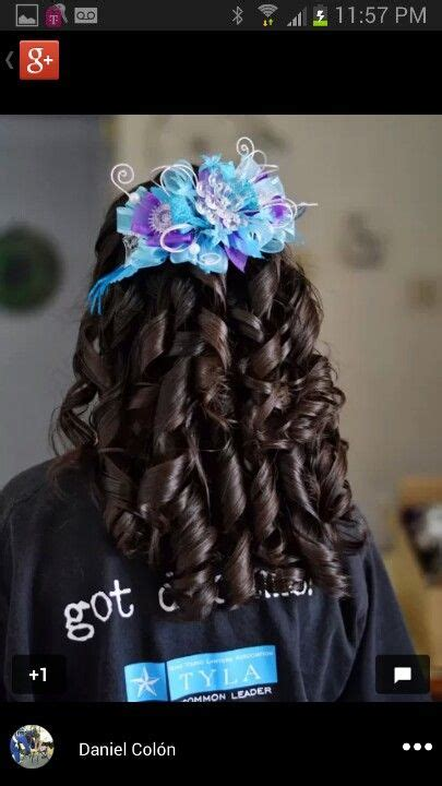 Quinceanera Hairstyles With Curls by Quinceanera Hairstyle With Curls Quinceanera Ideas