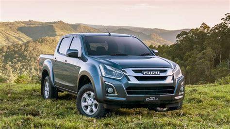 2019 Isuzu Dmax Review New Cars Review  Autos Post