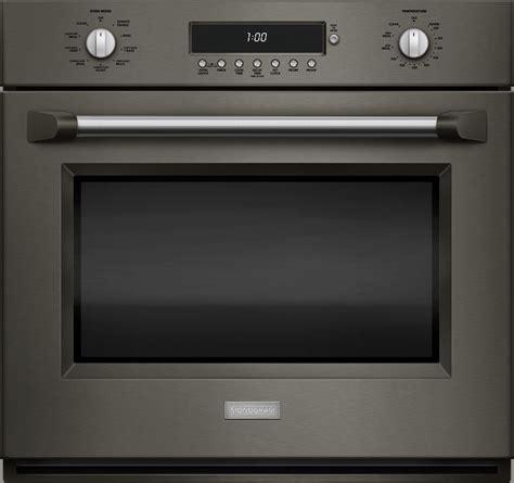 ge brings superior craftsmanship sophisticated design   kitchen  graphite finish