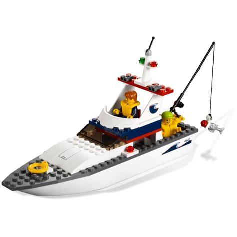 Fishing Boat Lego Set by Lego Fishing Boat Set 4642 Brick Owl Lego Marketplace