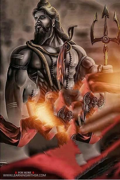 Wallpapers Shiva Mahakal Mahadev 4k Lord Maha