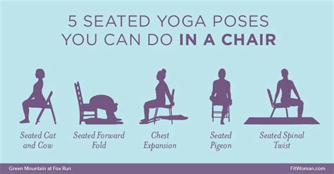 chair yoga simple easy exercises green mountain