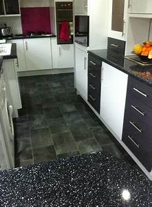 Cushion flooring in kitchens for Vinyl cushion flooring for kitchens
