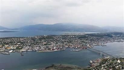 Eye Bridge Bay Bird Wallpapers Pexels Tromsoe