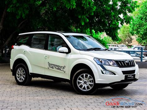 Mahindra Xuv500 Hd Image Prices by Mahindra Xuv 500 Mild Hybrid Could Launch Next Fiscal