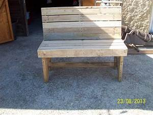 Pallet workbench instructions for Homemade furniture instructions