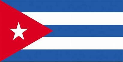 Cuba Bandiera Ambasciata