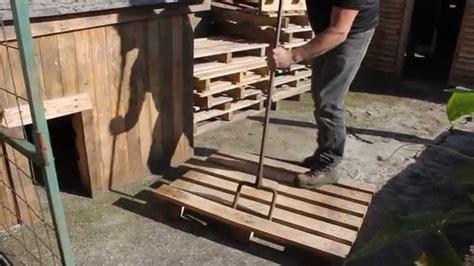 fabrication canapé en palette fabrication canapé en palette
