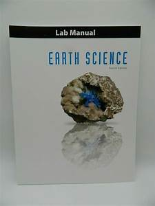 Bob Jones Earth Science Lab Manual Student Lab  4th Ed Bju