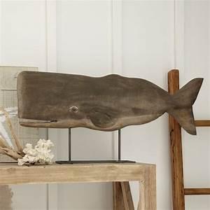 Birch, Lane, Mango, Wood, Whale, Decor