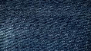 Closeup detail of blue denim jeans texture background 4K ProRes HQ codec Stock Video Footage ...