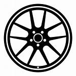 Rim Wheel Clipart Icon Rand Icons Symbol