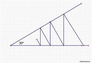 45 Grad Winkel Sägen : dreieck unendliche reihe dreieck mit 30 grad mathelounge ~ Lizthompson.info Haus und Dekorationen