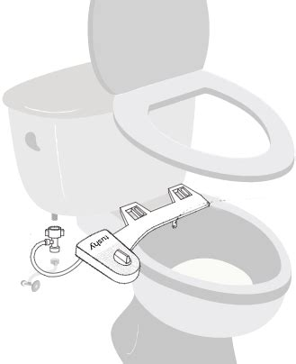 How To Install A Bidet Toilet Seat by How To Install A Bidet In Your Toilet Midtown New York