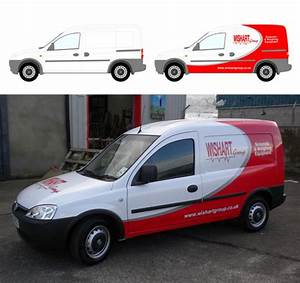 vehicle graphic ideas images With van lettering design
