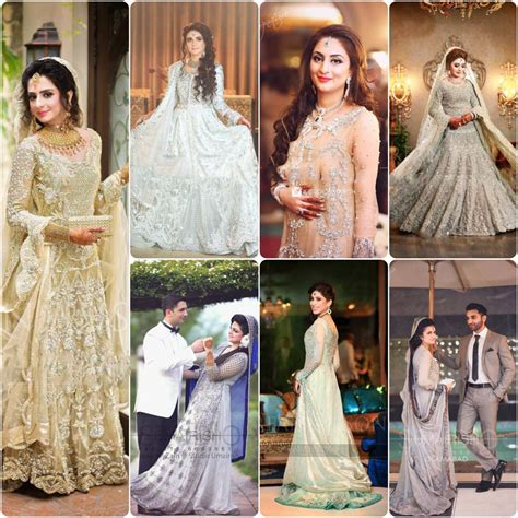 wedding and new year dress collection 2016 2017 manjaree walima dress design collection for 2016 stylo planet