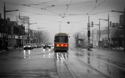 wallpaper canada streetcar toronto st claire  bathurst